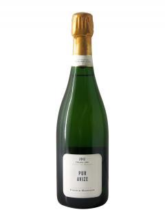 Champagne Franck Bonville Pur Avize Blanc de Blancs Grand Cru 2012 Bouteille (75cl)
