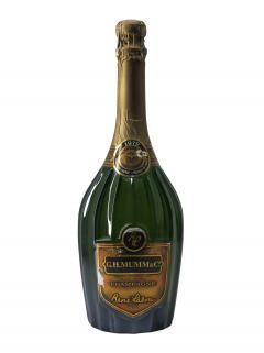 Champagne Mumm René Lalou Brut 1979 Bouteille (75cl)