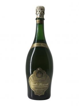 Champagne Charles Heidsieck La Royale Brut 1966 Bouteille (75cl)