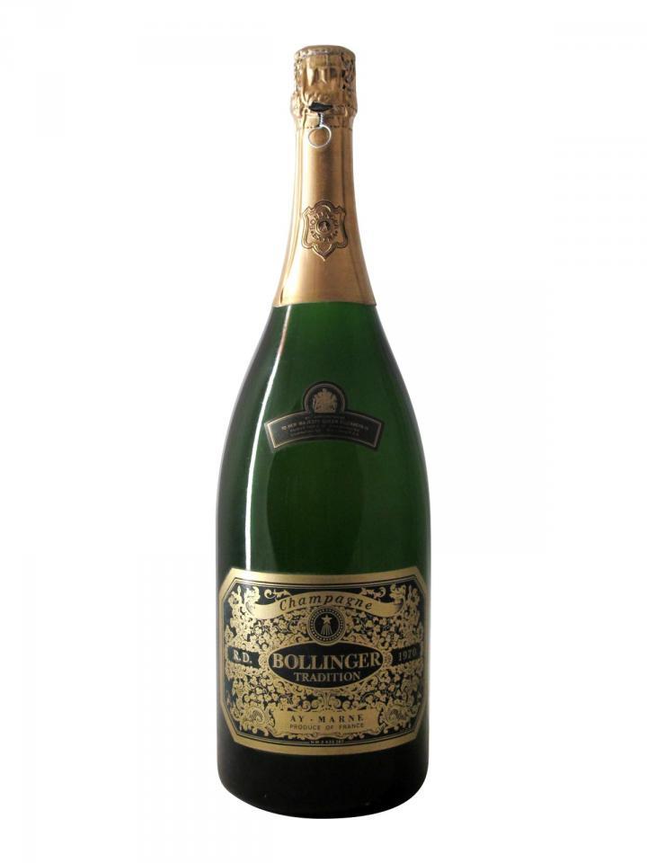 Champagne Bollinger R.D. Tradition Brut 1970 Magnum (150cl)
