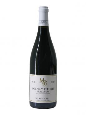 Volnay 1er Cru Les Pitures Morey-Blanc 2018 Bouteille (75cl)