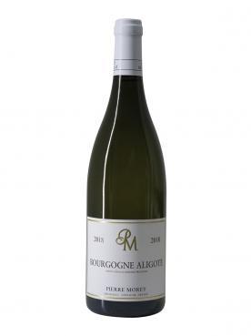 Bourgogne-Aligoté Pierre Morey 2018 Bouteille (75cl)