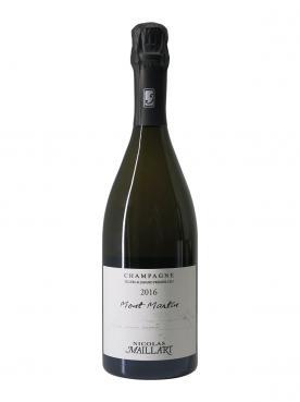 Champagne Nicolas Maillart Mont Martin 1er Cru 2016 Bouteille (75cl)