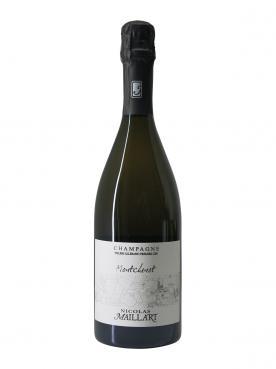 Champagne Nicolas Maillart Montchenot Blanc de Noirs Extra Brut 1er Cru Non millésimé Bouteille (75cl)