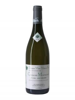 Chassagne-Montrachet 1er Cru Les Vergers Domaine Marc Morey & Fils 2018 Bouteille (75cl)