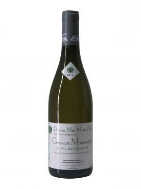 Chassagne-Montrachet 1er Cru En Virondot Domaine Marc Morey & Fils 2018 Bouteille (75cl)