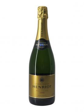 Champagne Henriot Millésimé Brut 2000 Bouteille (75cl)