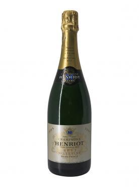 Champagne Henriot Millésimé Brut 1995 Bouteille (75cl)
