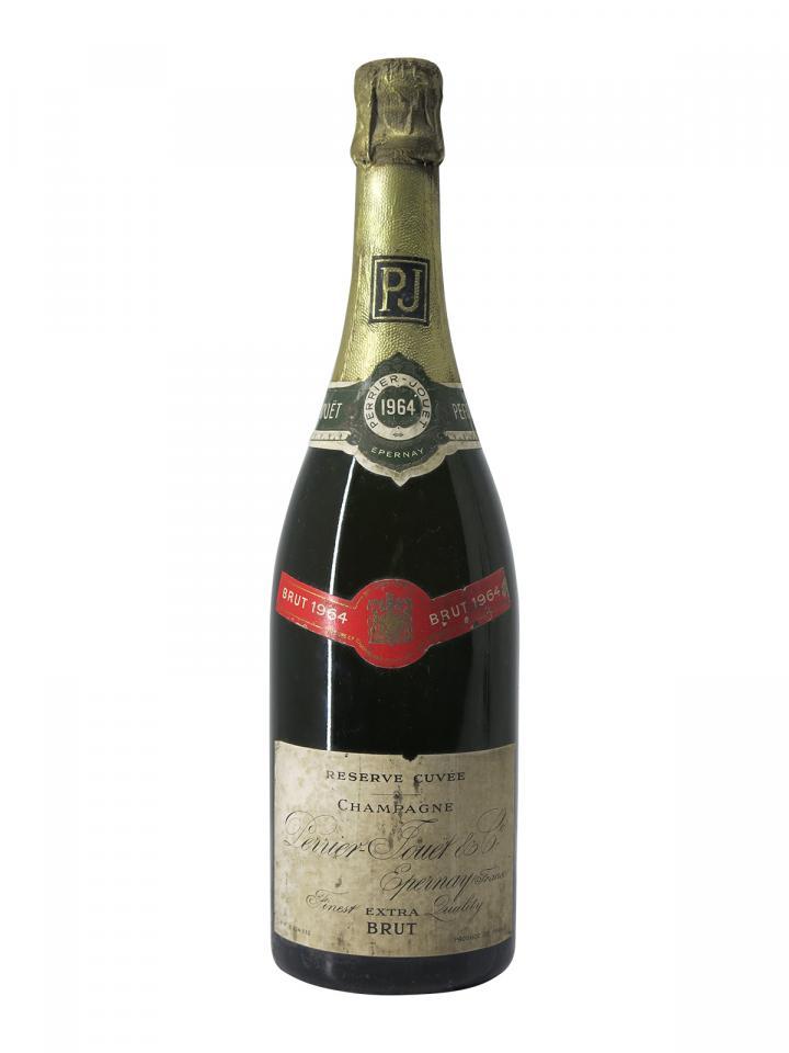 Champagne Perrier Jouët Grand Brut Brut 1964 Bouteille (75cl)
