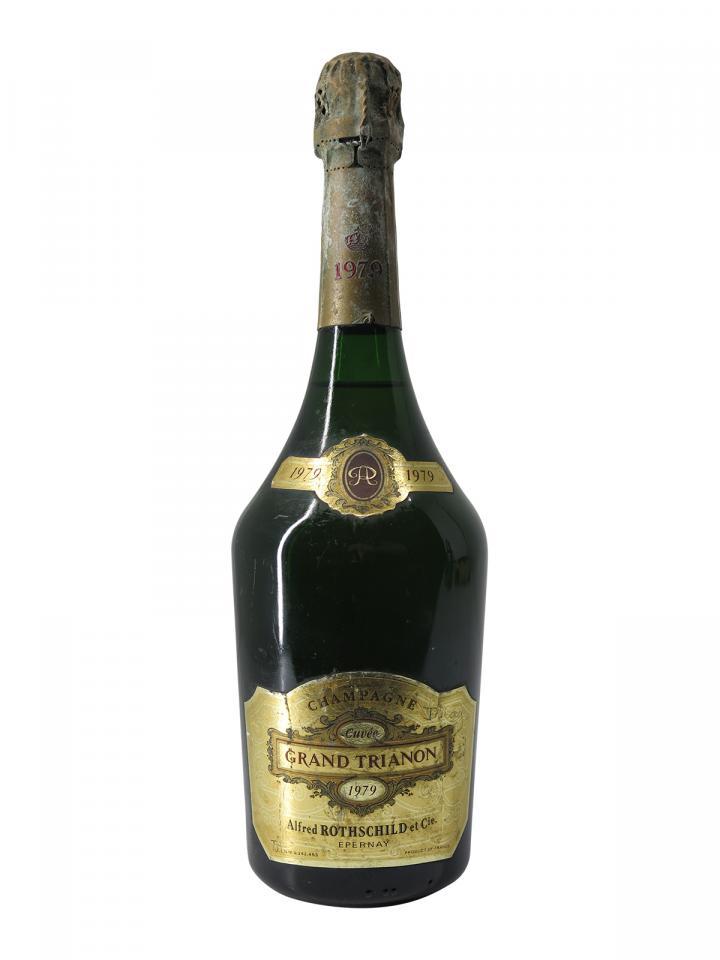 Champagne A. Rothschild Réserve Grand Trianon Brut 1979 Bouteille (75cl)