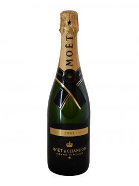 Champagne Moët & Chandon Grand Vintage Brut 2003 Bouteille (75cl)