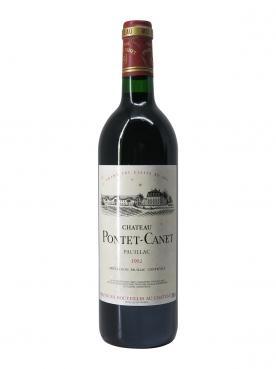 Château Pontet-Canet 1992 Bouteille (75cl)