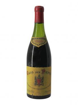 Châteauneuf-du-Pape Clos des Papes 1959 Bouteille (75cl)
