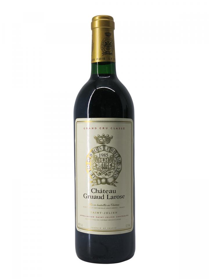 Château Gruaud Larose 1985 Bouteille (75cl)