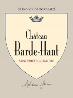 Château Barde-Haut 2020 Bouteille (75cl)