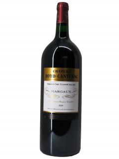 Château Boyd Cantenac 2020 Caisse bois d'origine d'un magnum (1x150cl)