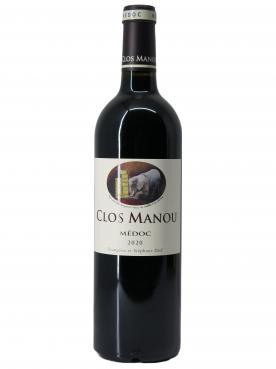 Clos Manou 2020 Bouteille (75cl)