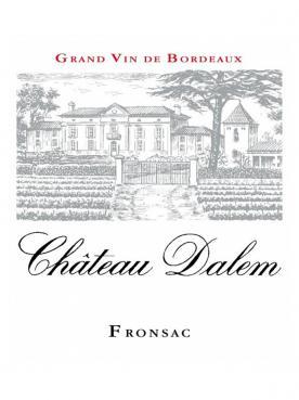 Château Dalem 2020 Caisse bois d'origine d'un magnum (1x150cl)