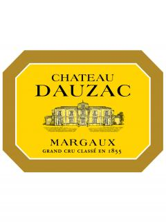 Château Dauzac 2020 Caisse bois d'origine d'un magnum (1x150cl)