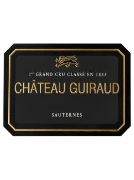 Château Guiraud 2020 Demie bouteille (37.5cl)