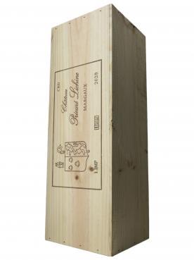 Château Prieuré-Lichine 2020 Caisse bois d'origine d'une impériale (1x600cl)