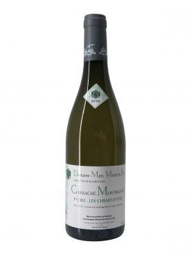 Chassagne-Montrachet 1er Cru Les Chenevottes Domaine Marc Morey & Fils 2019 Bouteille (75cl)