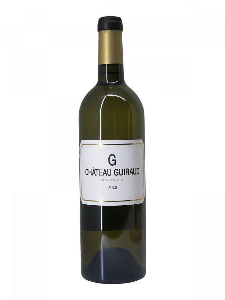 Le G de Château Guiraud 2020 Bouteille (75cl)