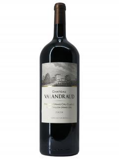 Château Valandraud 2020 Caisse bois d'origine d'un magnum (1x150cl)