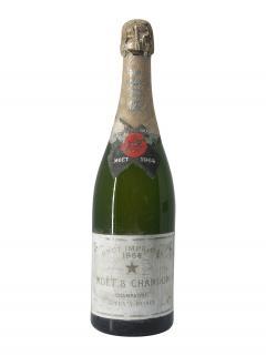 Champagne Moët & Chandon Brut Impérial Brut 1964 Bouteille (75cl)