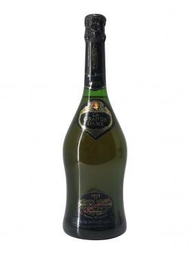 Champagne Veuve Clicquot Ponsardin La Grande Dame Brut 1975 Bouteille (75cl)