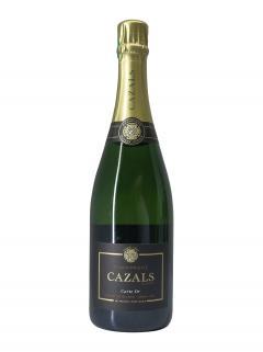 Champagne Claude Cazals Carte d'Or Blanc de Blancs Brut Grand Cru Non millésimé Bouteille (75cl)