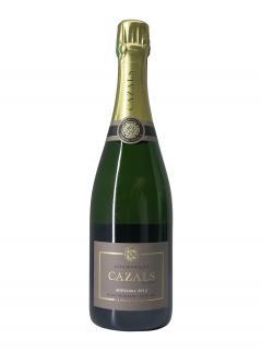 Champagne Claude Cazals Millésimé Blanc de Blancs Brut Grand Cru 2012 Bouteille (75cl)