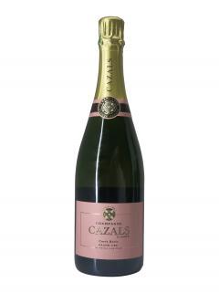 Champagne Claude Cazals Cuvée Rosée Brut Grand Cru Non millésimé Bouteille (75cl)