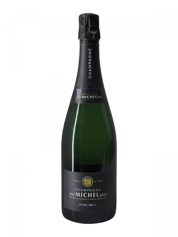 Champagne José Michel Extra Brut Non millésimé Bouteille (75cl)
