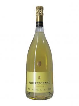 Champagne Philipponnat Grand Blanc Brut 2010 Coffret d'un magnum (150cl)