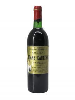 Château Brane-Cantenac 1979 Bouteille (75cl)