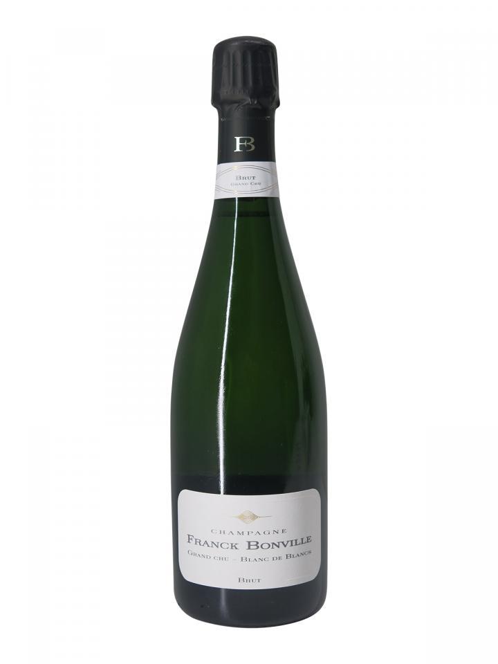 Champagne Franck Bonville Blanc de Blancs Brut Grand Cru Non millésimé Bouteille (75cl)