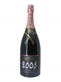 Champagne Moët & Chandon Grand Vintage Rosé Brut 2008 Magnum (150cl)