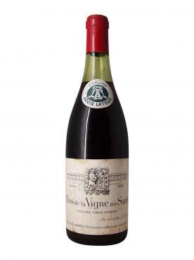 Corton Clos de la Vigne au Saint Louis Latour 1964 Bouteille (75cl)