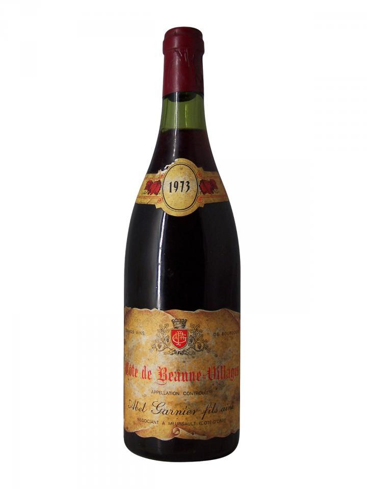 Côte-de-Beaune Abel Garnier Fils Aîné 1973 Bouteille (75cl)