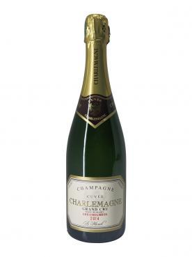 Champagne Guy Charlemagne Cuvée Charlemagne - Les Coulmets Blanc de Blancs Grand Cru 2014 Bouteille (75cl)