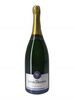 Champagne Guy Charlemagne Réserve Brut Blanc de Blancs Brut Grand Cru Non millésimé Magnum (150cl)