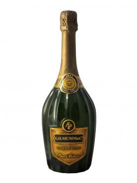 Champagne Mumm René Lalou Brut 1982 Bouteille (75cl)