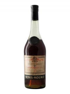 Cognac Grande Champagne Denis-Mounié 1900 Bouteille (70cl)
