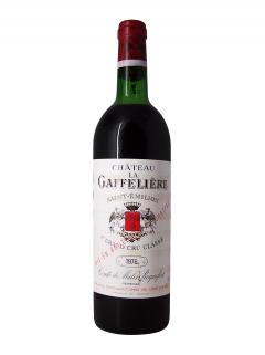 Château La Gaffelière 1976 Bouteille (75cl)