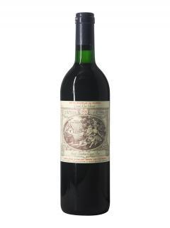Château Cadet Piola 1990 Caisse bois d'origine de 12 bouteilles (12x75cl)