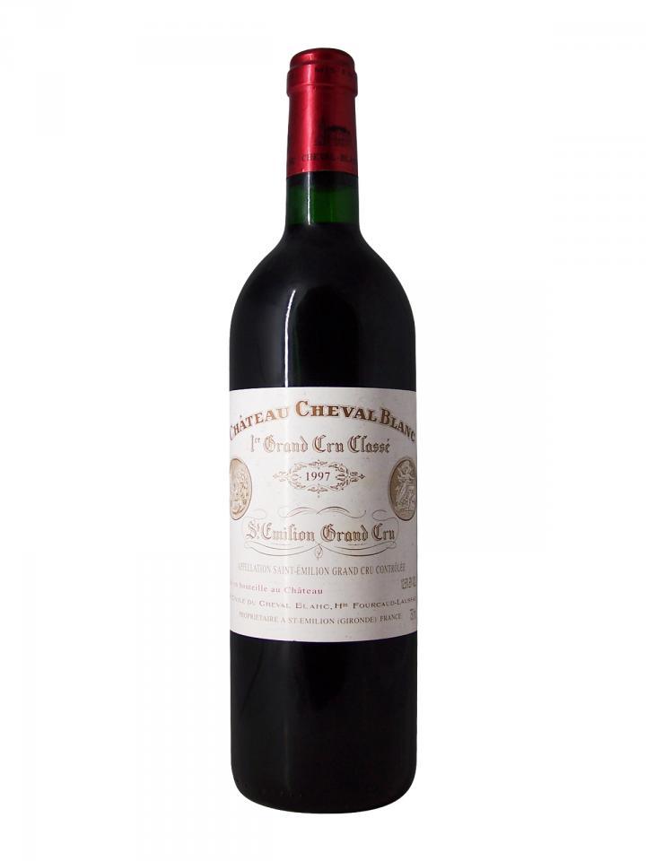 Château Cheval Blanc 1997 Bouteille (75cl)