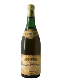Chassagne-Montrachet Premier Cru Les Ruchottes Domaine Ramonet 1959 Bouteille (75cl)