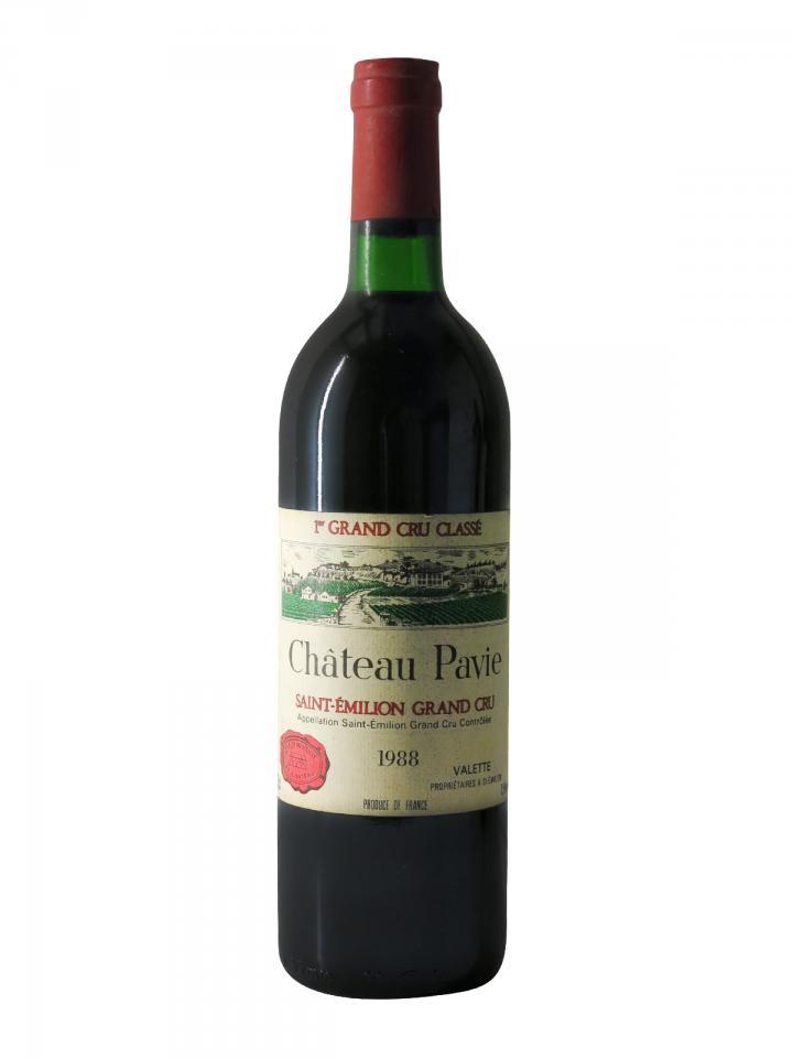 Château Pavie 1988 Bouteille (75cl)