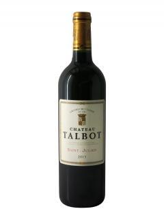 Château Talbot 2015 Bouteille (75cl)